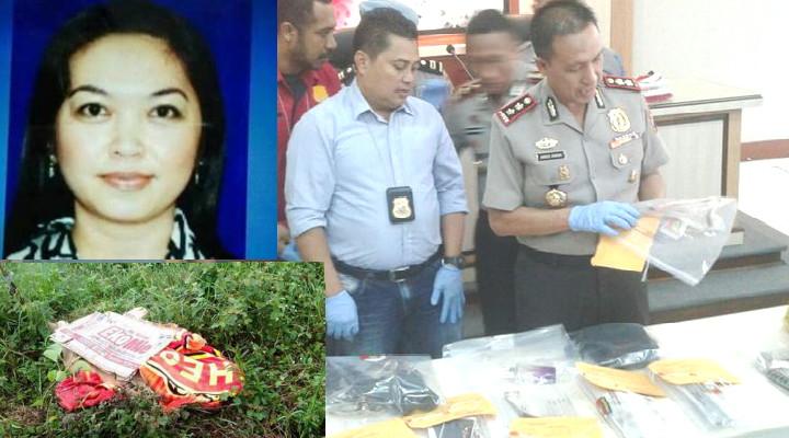 Pembunah Dera Dewanti Dirgahayu Ditangkap di Inhu, Riau