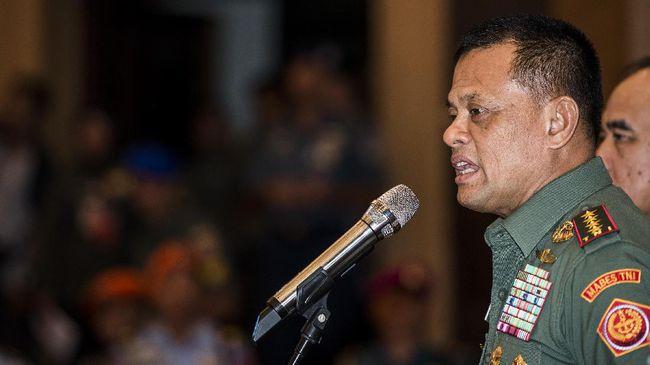 Kuliah Umum, Panglima TNI Putar Lagu Koes Plus