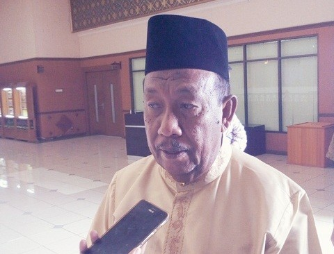 Pelantikan Wagubri Wewenang DPRD Riau