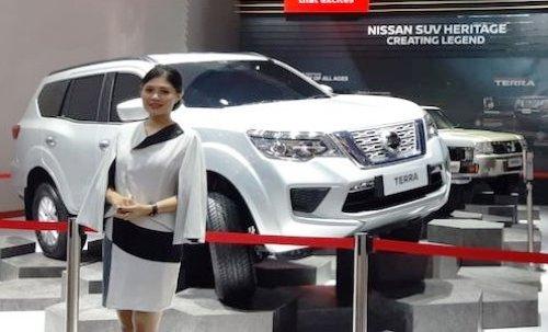 Nissan Terra Resmi Mengaspal, Sejumlah Fitur Canggih