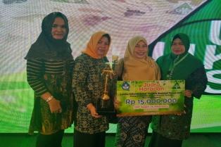 Sukses Raih Harapan Satu Tingkat Nasional, SMPN 26 Pekanbaru Berbenah