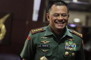 Panglima TNI Bakal Tanam Padi di Siak