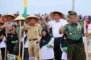 Panglima TNI: Petani Adalah Pahlawan Pangan