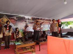 Irwasda Polda Banten Pastikan Keamanan Nataru 2019