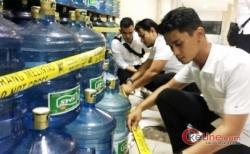 Perusahaan Air Mineral SMS Pakai Air PDAM Jadi Pembahasan Dewan