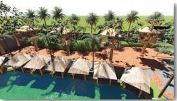 RA Kopi Aren, Wisata Baru Kota Pekanbaru Resmi Dibuka Untuk Umum