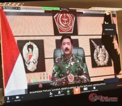 Penanganan Pandemi Covid-19 di Indonesia, Panglima TNI: Disiplin Adalah Kunci Penting