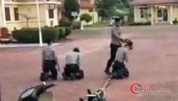 Video Aniaya 3 Bawahan Viral, Perwira Polres Padang Pariaman Ditahan