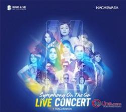"""Cukup Saksikan Dirumah NAGASWARA Konser """"Symphony on the Go"""" di Bigo Live"""
