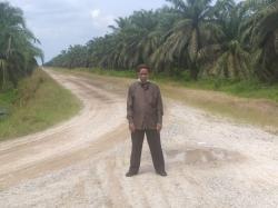 Suku Sakai Bathin Batuoh Gugat Lahan PT.Morini Wood Industry Seluas 7,222,54 Hektare