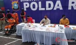 Pembunuh Pengusaha Rental Pekanbaru Dibekuk di Sumut