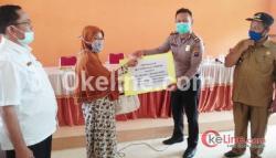 Rp, 600 Ribu Dana Desa Kuranji Hilir Disalurkan Pada 140 KK