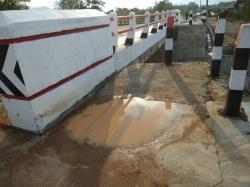 Didit Ketua DPRD Babel: Minta Komisi III Tinjau Proyek Jembatan Simpange Lubuklingkuk