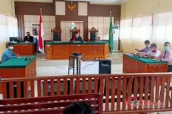 Prapid Bandar Narkoba Inhu Ditolak, Hakim: Penangkapan Keluarga Mak-Gadi, Sah