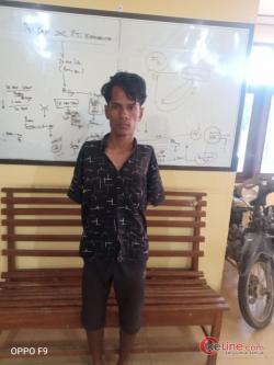 Meski Kedua Tangannya Buntung, Pria Dibandar Pulau Ditangkap Edarkan Sabu