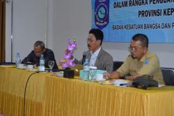 Badan Kesatuan Bangsa dan Politik Babel Laksanakan Rapat Kordinasi Penguatan Indeks IDI