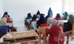 Ujian Mit Smester SMK Muhammadiyah Bitung Berjalan Sesuai Prokes