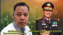 "Ketua SPRI, Kapolda Riau Harus Tindak ""Gerombolan Penjahat"" BBM Ilegal Dumai, 3 Wartawan Terancam"