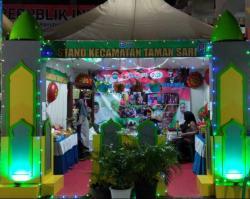 Kecamatan Taman Sari Ikut Berpartisipasi Dalam Rangka HUT Kota Pangkalpinang