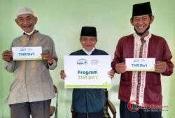 Rumah Yatim Arrohman Riau Bagi-bagi THR Kepada 20 Mubaligh di Pekanbaru