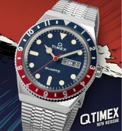 Jam Tangan Q Timex Re-Issue Hadir Dengan 2 Warna Baru