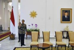 Jokowi Gelar Pertemuan Tertutup dengan KPK