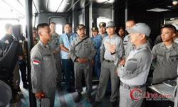 Bakamla RI Uji Coba Kapal Patroli Baru di Batam