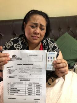 Polda Metro Jaya  Periksa Nunung, Terkait Penggunaan Sabu