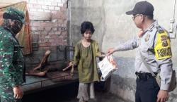 Gusus Tugas Temukan Anak Kelaparan di Muara Enim
