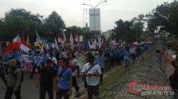 Demo Mahasiswa Terkait Tolak RUU KUHP dan RUU KPK