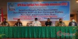 140 Triliun Belanja Iklan Media Nasional, SPRI Riau: Pemerintah Harus Turun Tangan