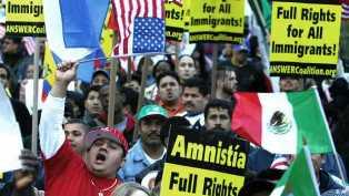 Amerika Keluarkan Kebijaka  untuk Menindak Imigran Gelap