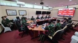 Mabes TNI  Rapat Koordinasi Penerimaan Prajurit TNI