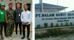 Dandim 0321 Rohil, Akan Monitor  Dugaan Oknum TNI  yang Duduki Jabatan Personalia di PT.BSS