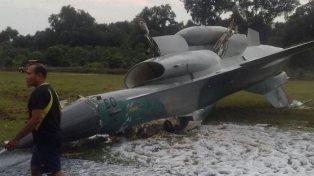 F-16 TNI AU yang Tergelincir Masih Layak Terbang