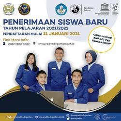 Jaga Kualitas Calon Anak Didik, PPDB SMA Pradita Dirgantara TA 2021/2022 Diperpanjang