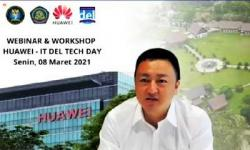2000 Pelajar Sumut Ikuti Gelaran Tingkatkan Literasi Keamanan Siber Huawei dan IT Del Bersama BSSN