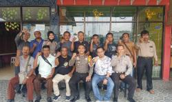 Ajak Media Bantu Berikan Edukasi Keselamatan Pengguna Jalan Raya
