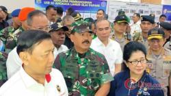 Panglima TNI ; Pengembalian Pengungsi TNI Kerahkan Pesawat Hercules dan Helikopter
