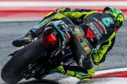 Rossi Yakin Target Terpenuhi di MotoGP Austria 2021