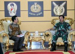 Program Konsisten Dukung TNI BKKBN