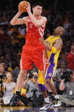 Yao Ming, Legenda Basket Asia Yang Berlabuh di NBA