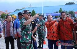 Warga: Latihan PPRC TNI Memberikan Rasa Nyaman Bagi Masyarakat Papua