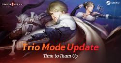 """Fitur Baru """"Mode Trio"""" Ditambahkan Pearl Abyss ke Shadow Arena Game"""