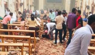3 Gereja di Sri Lanka Diledakkan 137 Korban Tewas 9 Diantaranya Warga Asing