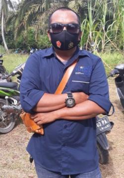Jonathan Surbakti Resmi Jabat Ketua SMSI Rohil