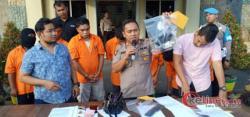 Mantap,!Jatanras Polres Asahan Door 5 Bagundal Jalan