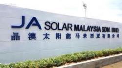 JA Solar Pasok 43.8MW Modul Ganda Proyek Tenaga Surya Pertama di Malaysia