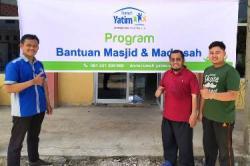 Lama Tertunda, Pembangunan Masjid Raudhatul Jannah Pekanbaru Dilanjutkan