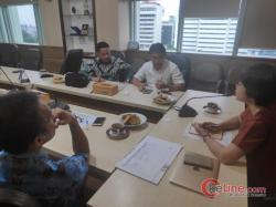 Peduli Dengan Nasib Nelayan DI Siak Androy Wakil Ketua DPRD Siak Siap Bantu